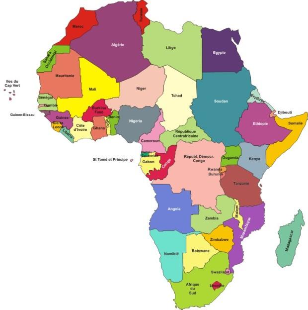 carte-afrique